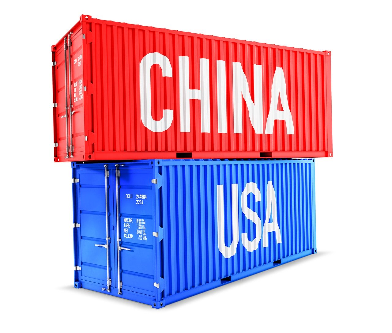 How does the US and China trade battle affect Taiwan?