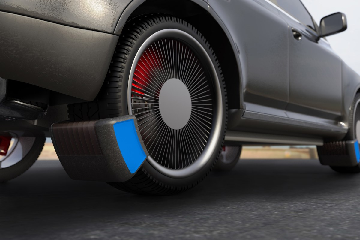 Prototype Device Captures Harmful Micro-plastic Particles from Car Tires