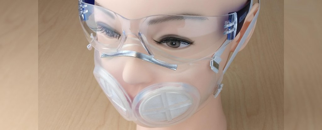 New Prototype Reusable Mask Designed By MIT Is As Effective As N95