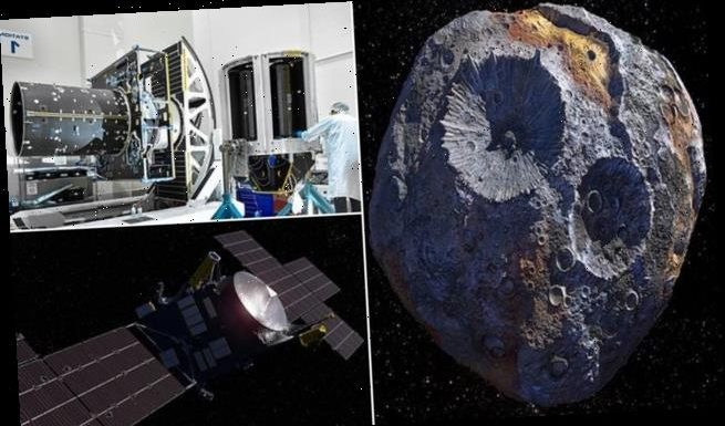 NASA Is Building Spacecraft Which Will Explore a Metal-Rich Asteroid