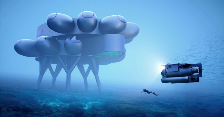Underwater 'Space Station' Could Revolutionize Ocean Research