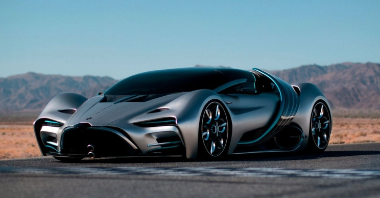 The Hyperion XP1: Hydrogen-Powered Hypercar with 1,000 Mile Range