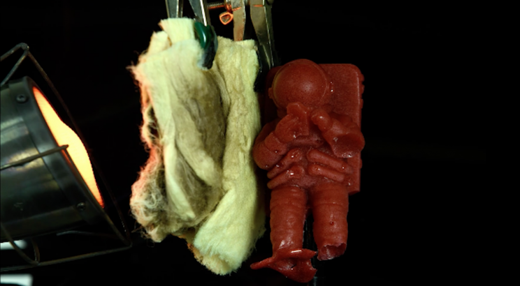 New Multifunctional nanofiber Could Be Used to Protect Astronauts and Soldiers