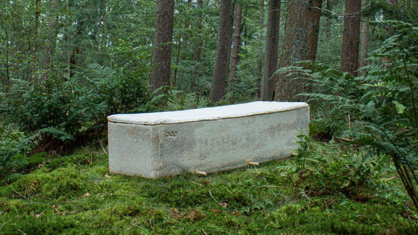 Dutch Startup Develops a 'Living Coffin'