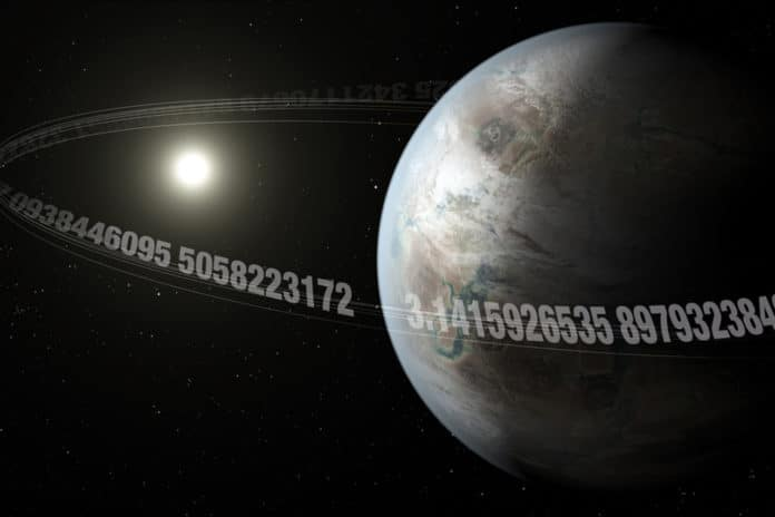 "Astronomers Discover ""Pi Earth"" Exoplanet That Takes 3.14 Days To Orbit Its Star"
