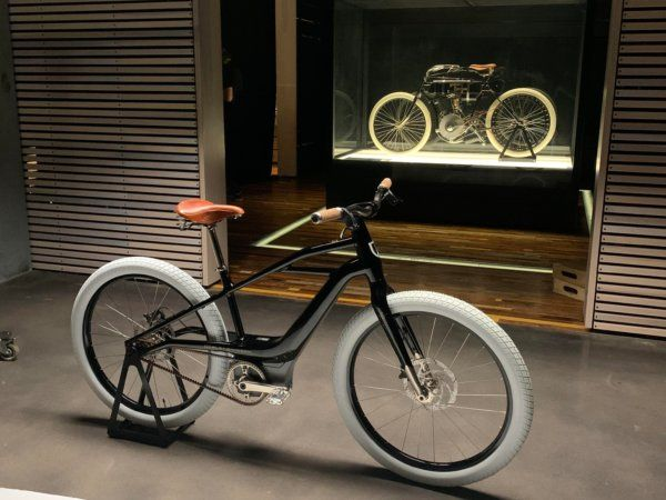 Harley-Davidson Revealed Its Elegant 'Serial 1' E-Bike