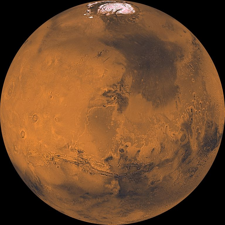 Don't miss it! Mars will shine particularly bright in the sky TONIGHT before dimming for another 25 years