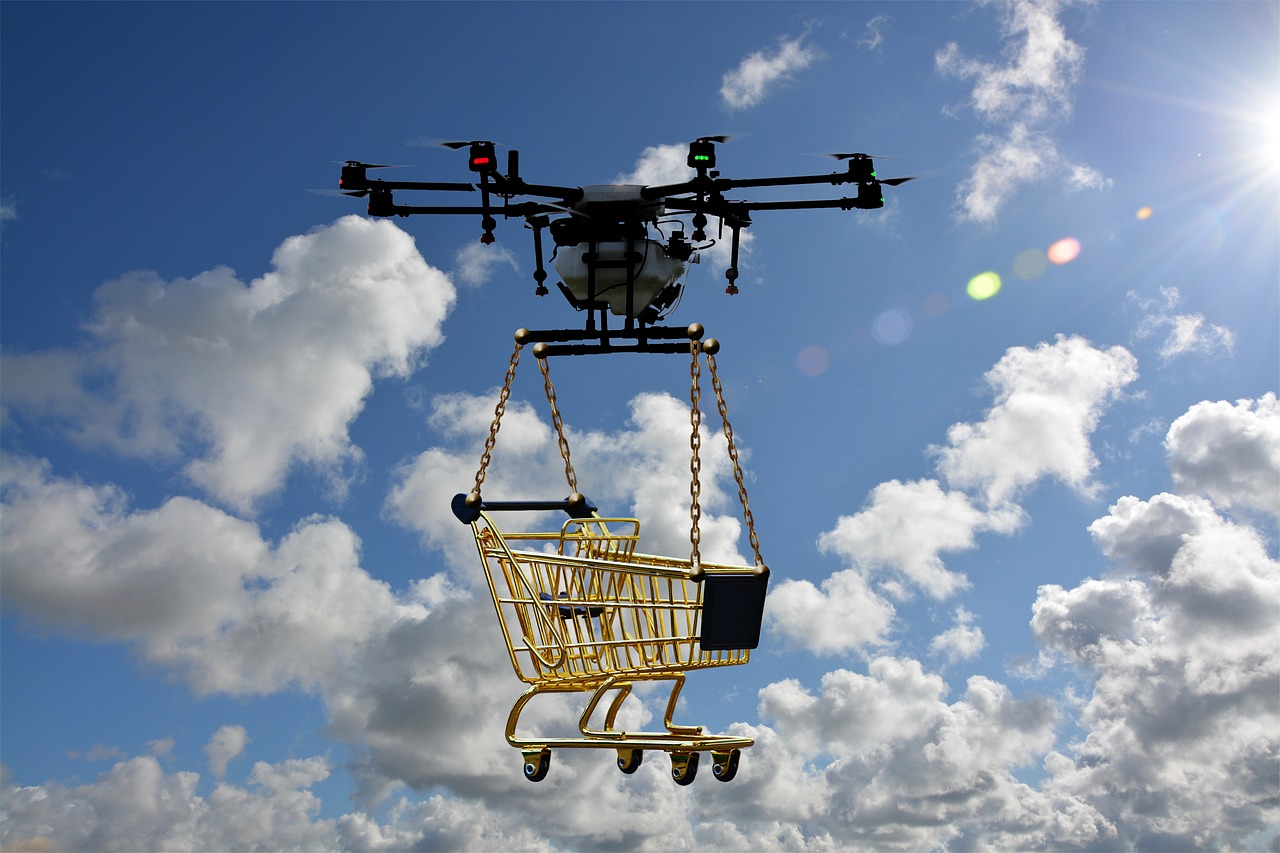 Walmart Is Testing Drone Delivery in North Carolina
