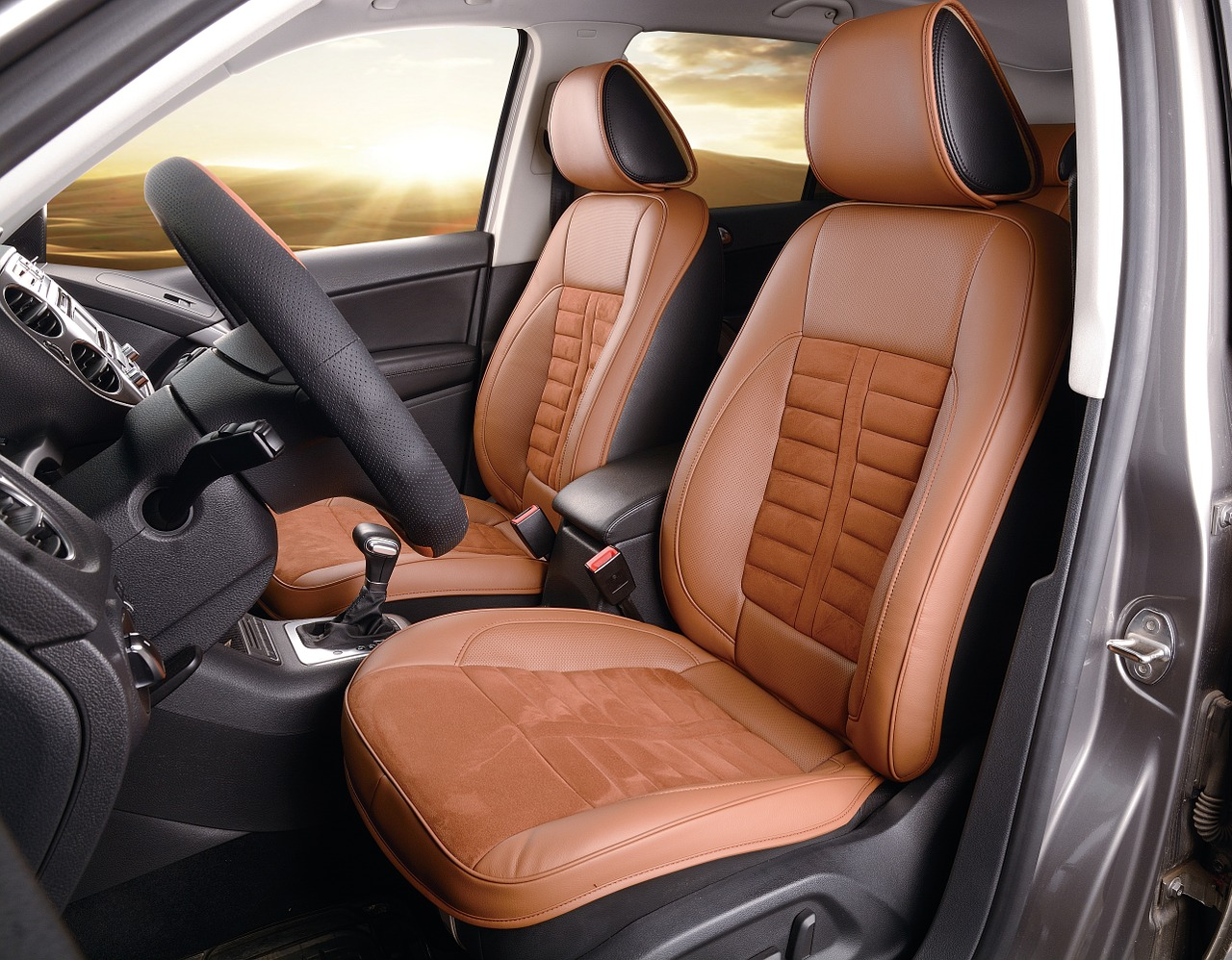 How to Clean Your Leather Car Seats