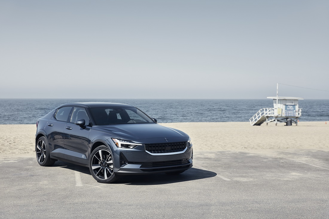 Polestar Cars Called Back for Battery Inverter Fixes