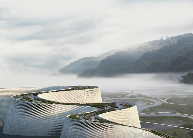 Natural History Museum Will Flow Like A River In Shenzhen