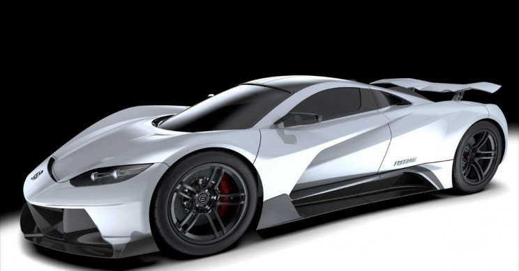 Elation Freedom Announced A 1,427 HP Jet-Inspired Electric Hypercar