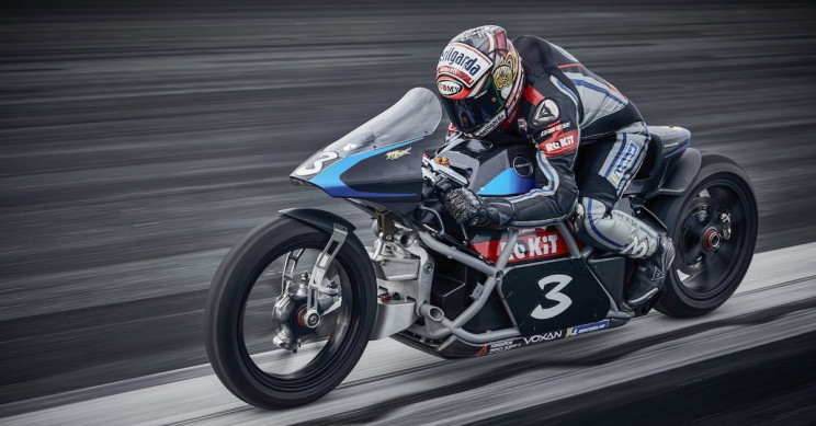 With Speeds Of Up To 408km/H, Voxan Wattman Is the World's Fastest Electric Motorcycle