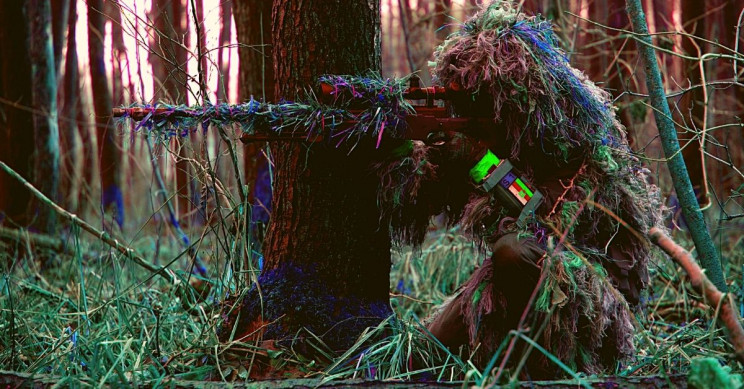 Researchers Invent Material That Could Make Troops Invisible, Even To Heat Sensors at Night