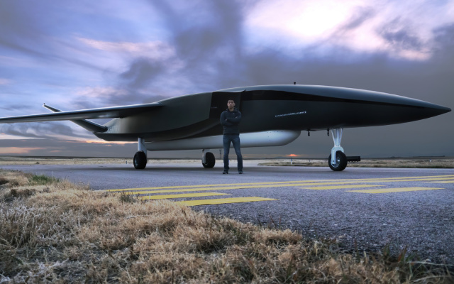 World's Largest Drone Will Launch Satellites into Orbit in As Little As 180 Minutes