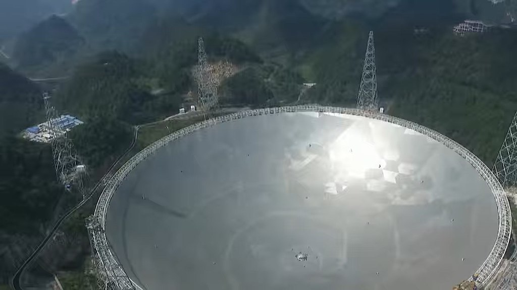 China's FAST Telescope Will Open to Scientists Globally in April