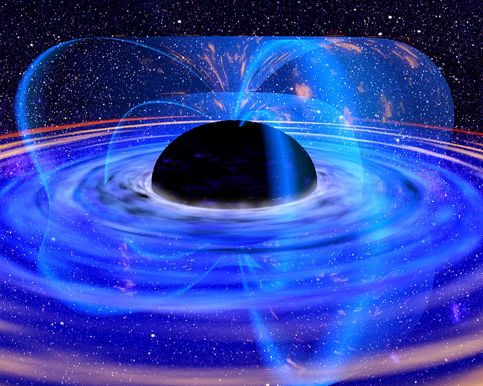 Scientists Are Planning To Harvest Energy From Black Holes