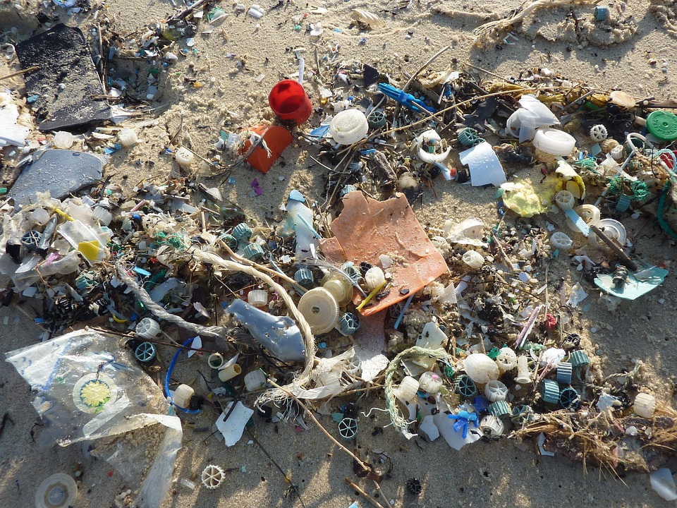 The Massive Problem Of Microplastics