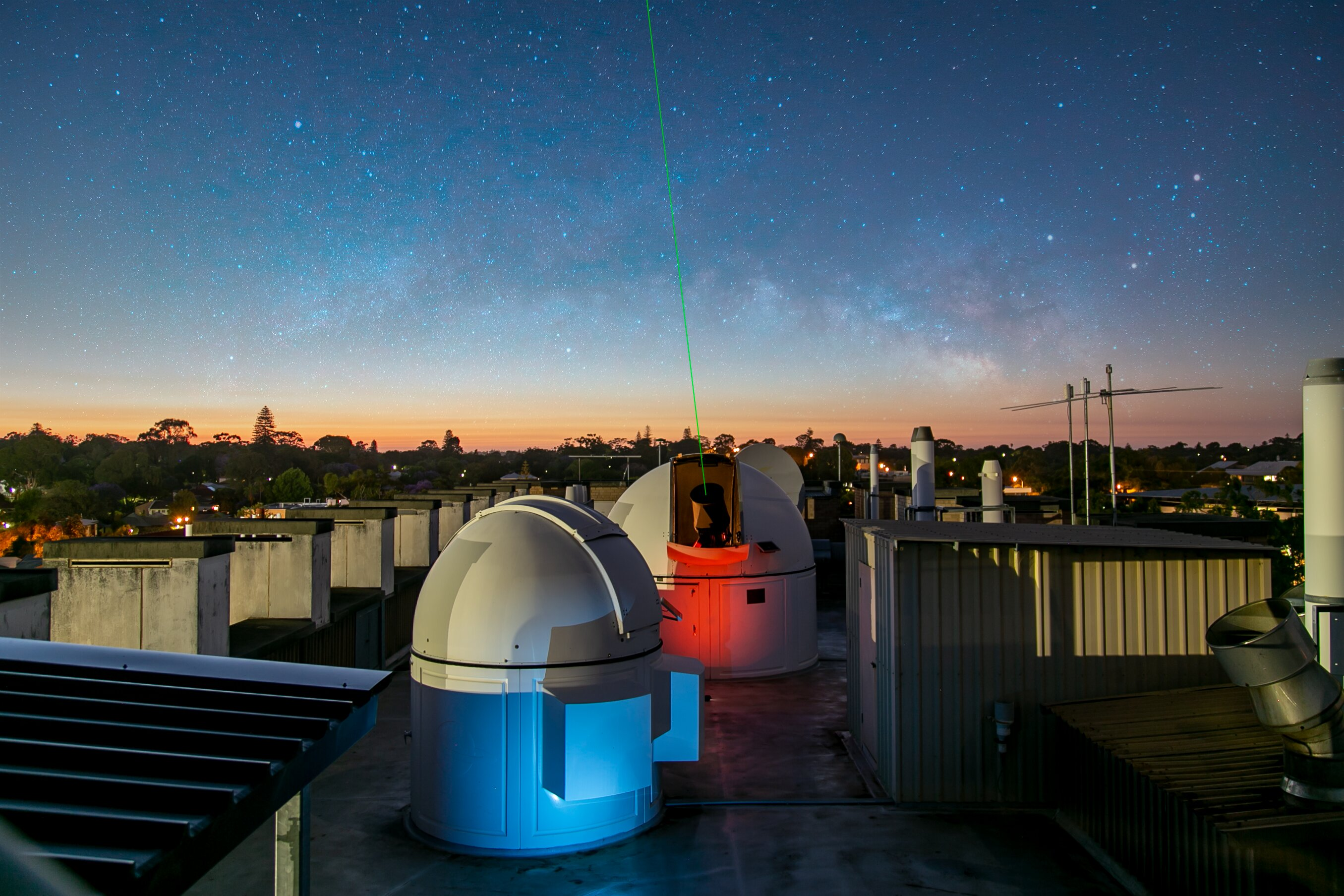 Most Stable Laser Link Ever Could Help Us Test Established Physics Theories