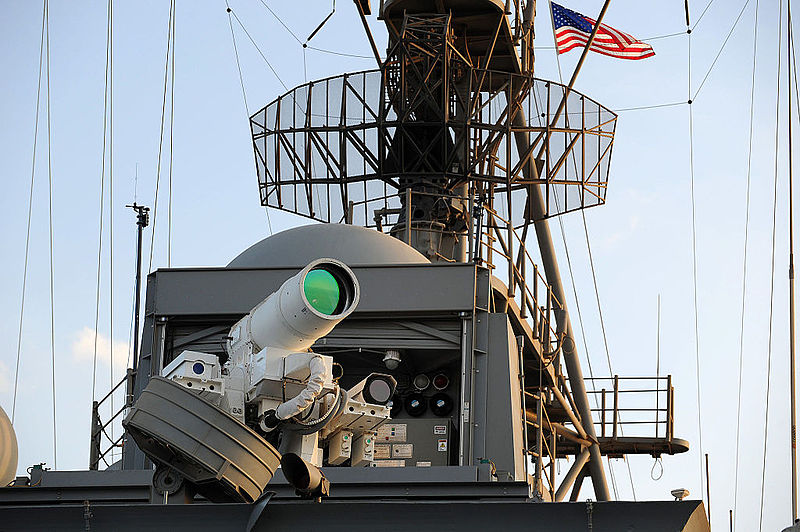 US Army is building the most powerful laser weapon in the world That Vaporizes Targets