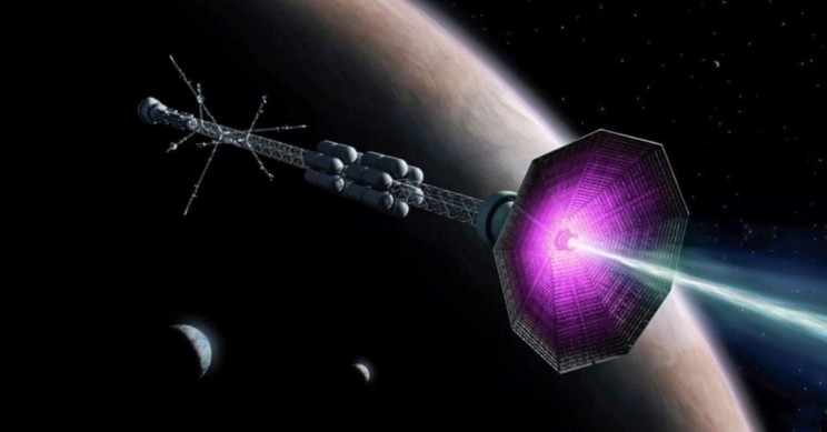 New Fusion Rocket Could Take the First Humans to Mars 10 TIMES Faster Than Space-Proven Thrusters