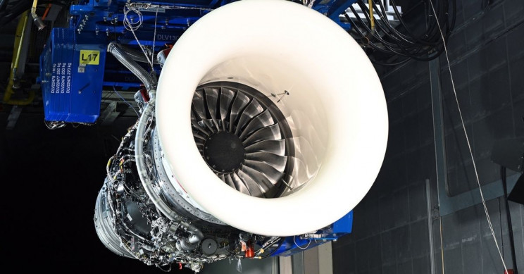 Rolls-Royce Tests Its First 100% Sustainable Aviation Fuel In Small Jet Engine