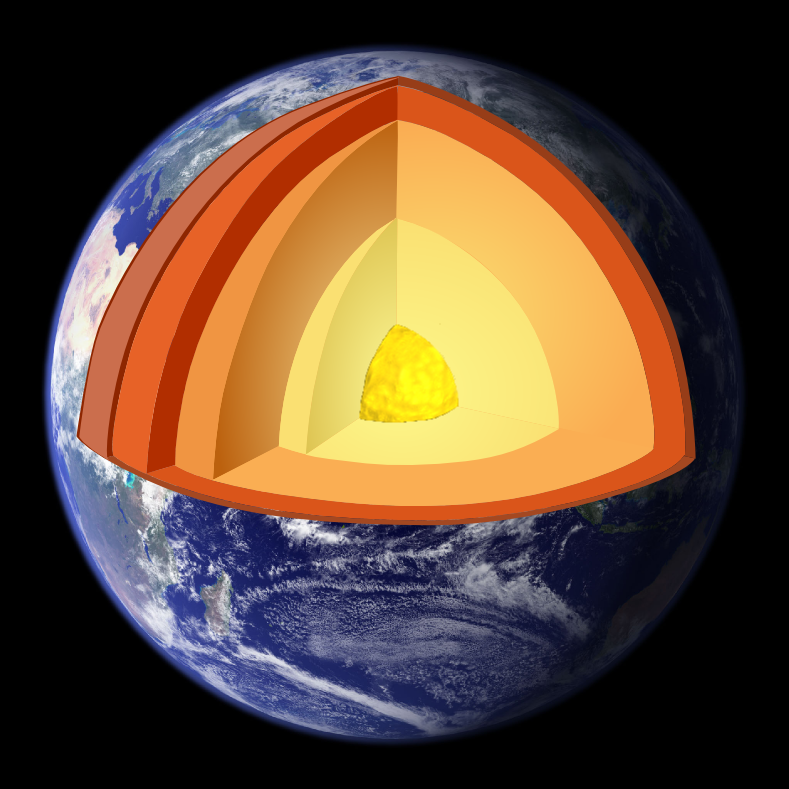Scientists Detects Signs Of A Hidden Structure Inside Earth's Core