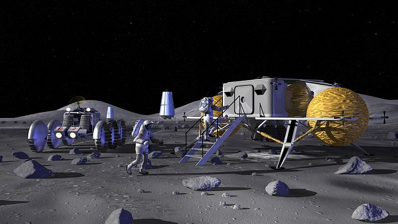 Scientists Claim Fish Farming on the Moon Could Feed Astronauts