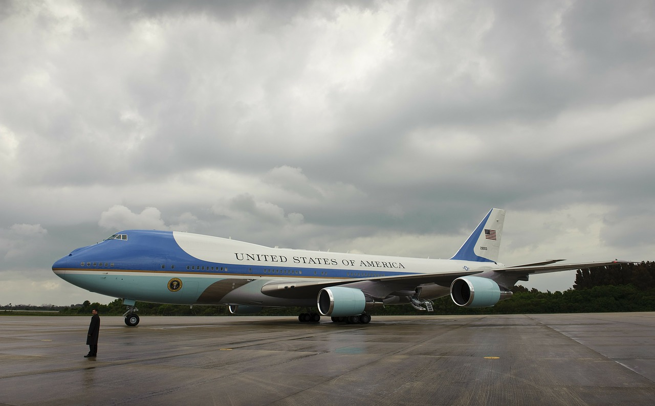 Meet Air Force One: What is Special about the Aircraft to Get the US President from Point A to B?