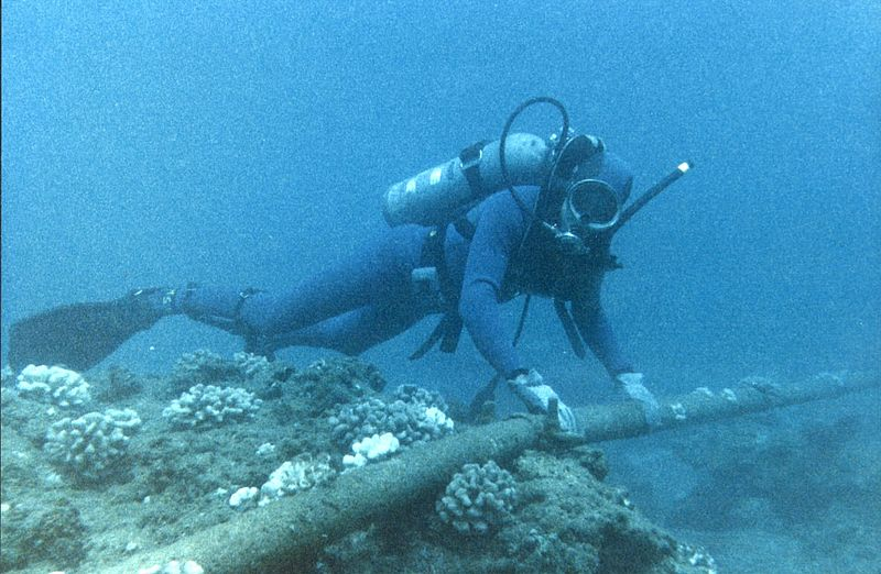 Caltech Is Using Underwater Fibre-Optic Cable To Detect Earthquakes