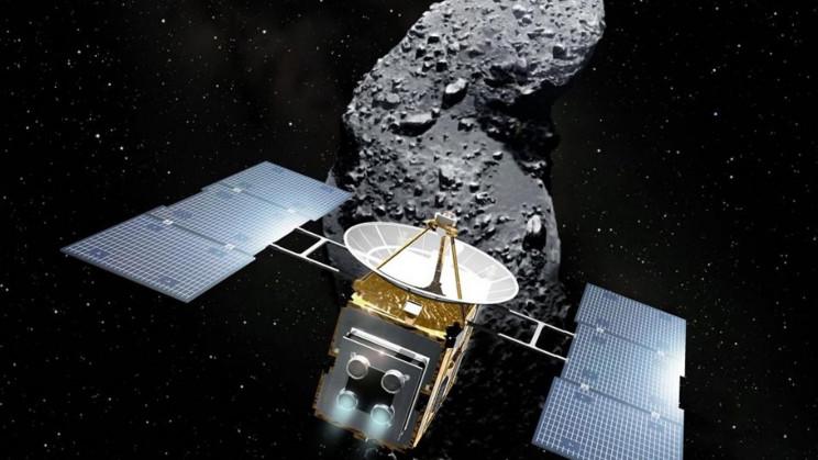 Scientists Find Organic Material Crucial For Life On Asteroid For The First Time