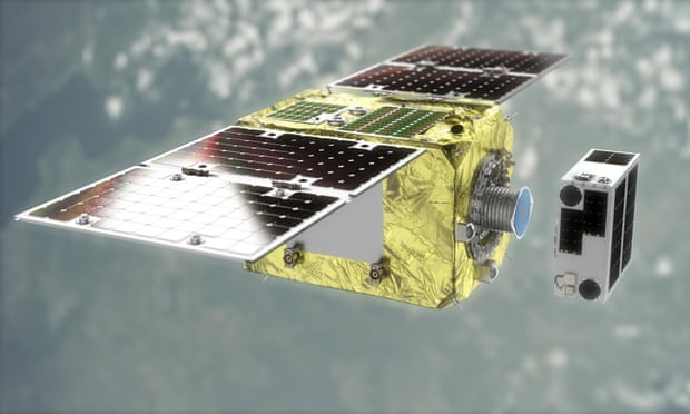 Innovative Mission To Clean Up Space Debris Is Set For Launch