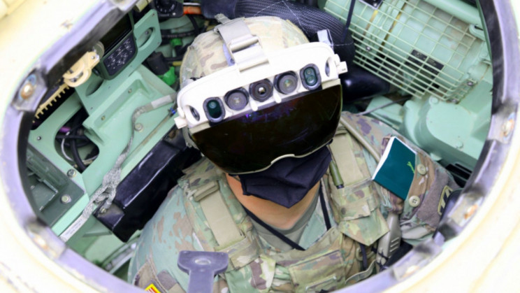 The US Army's New Goggles allows Troops to See Through Solid Walls