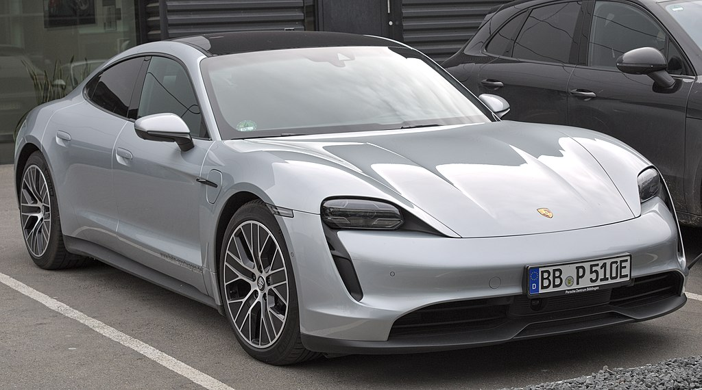 Porsche Taycan 2021 Software Update Is a Paradigm for a New Car Era