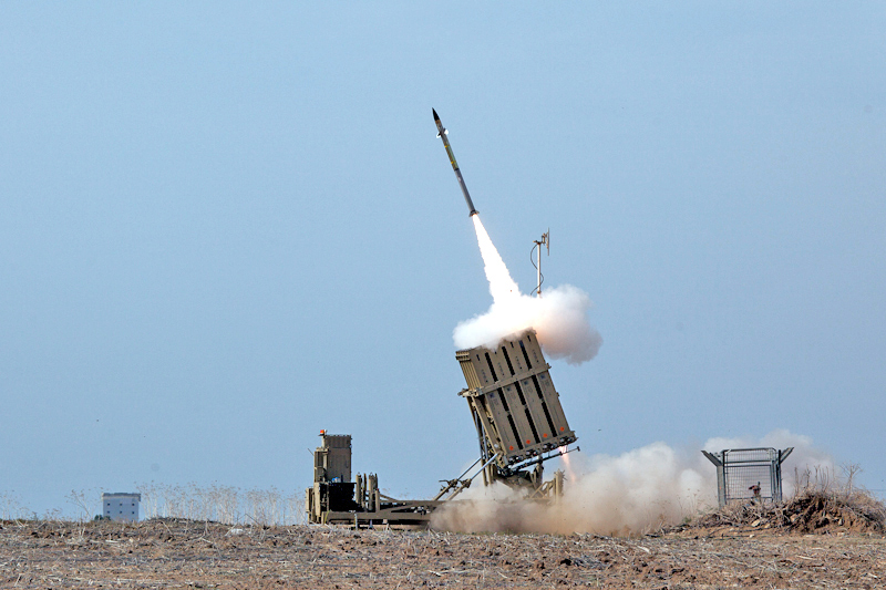 Israel's Iron Dome can track and neutralize over 90% of airstrikes.