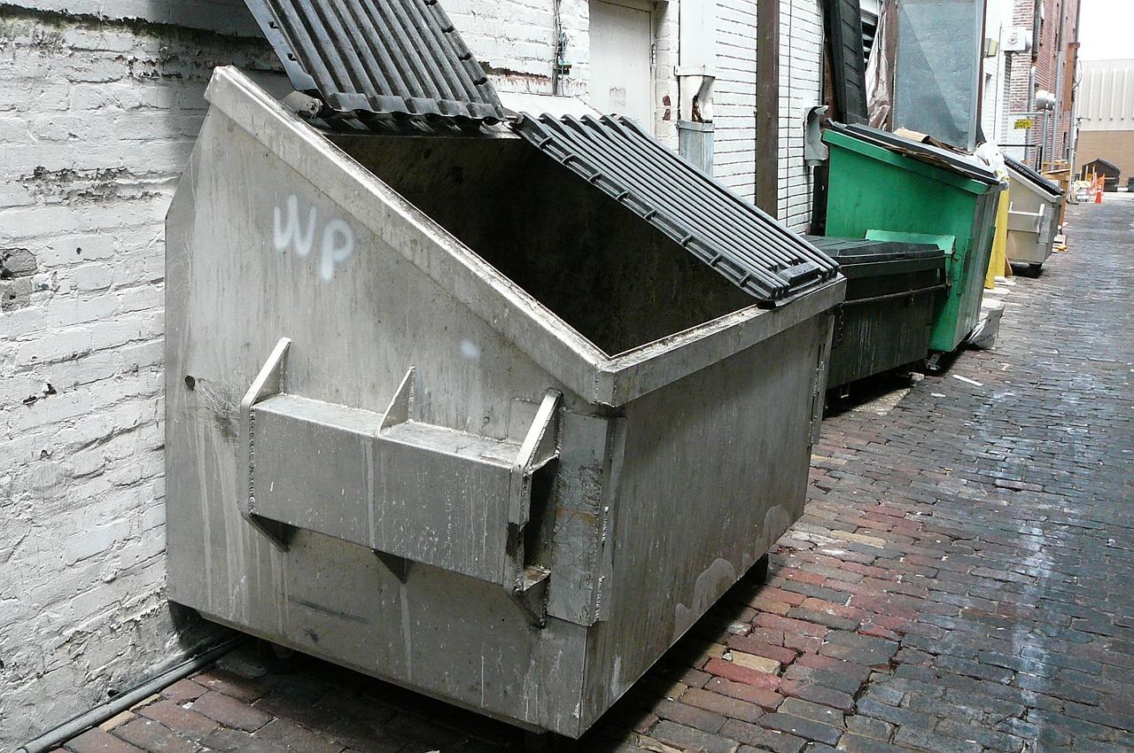Reasons Why Your Business Needs To Rent A Dumpster