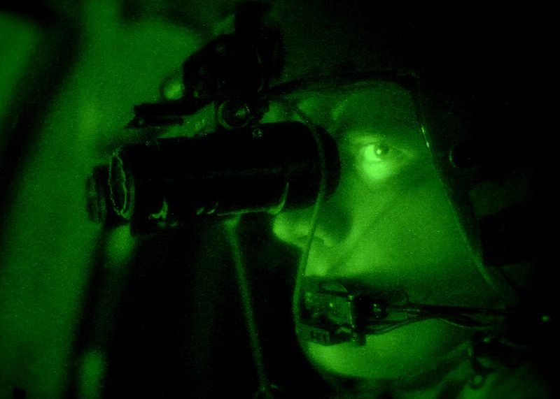 US Army's New Night Vision Goggle Will Make Them Super Soldiers
