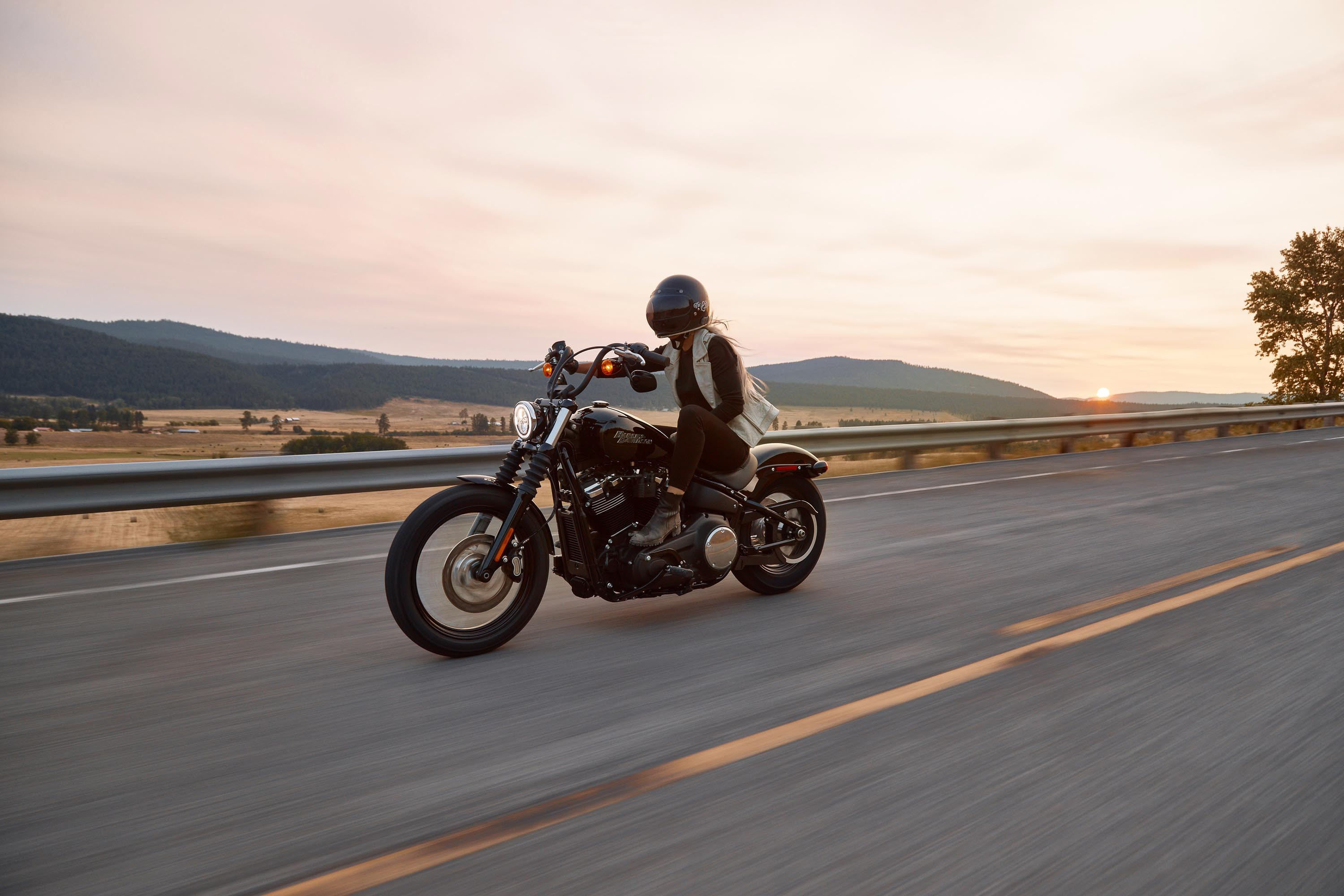 U.S. Motorcycle Sales Are Booming – Here's Why