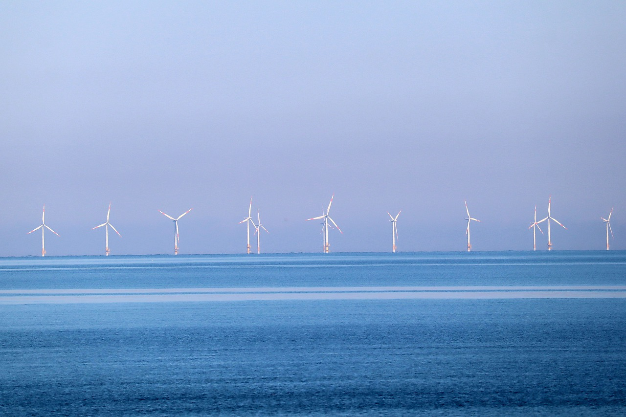 Biden Administration Approves 800 MWatt Offshore Wind Farm Project