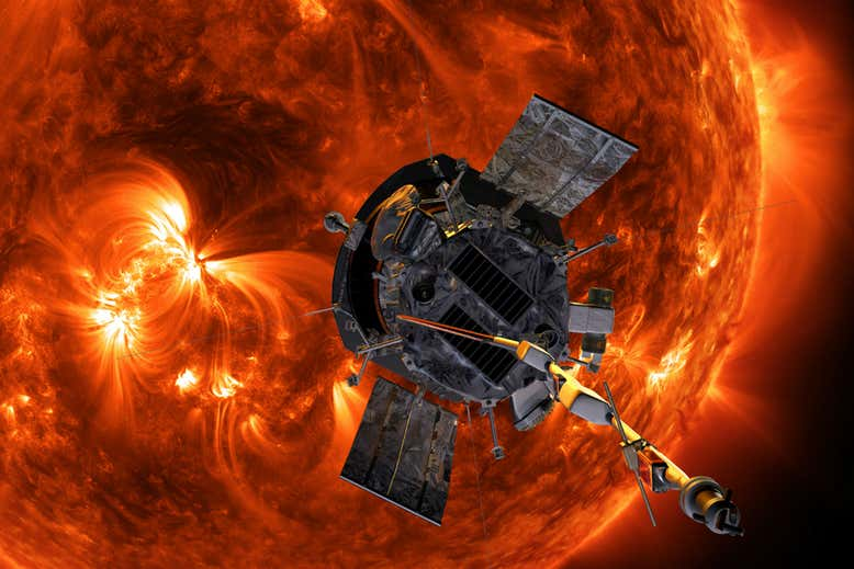 Fastest spacecraft ever has nearly touched the sun