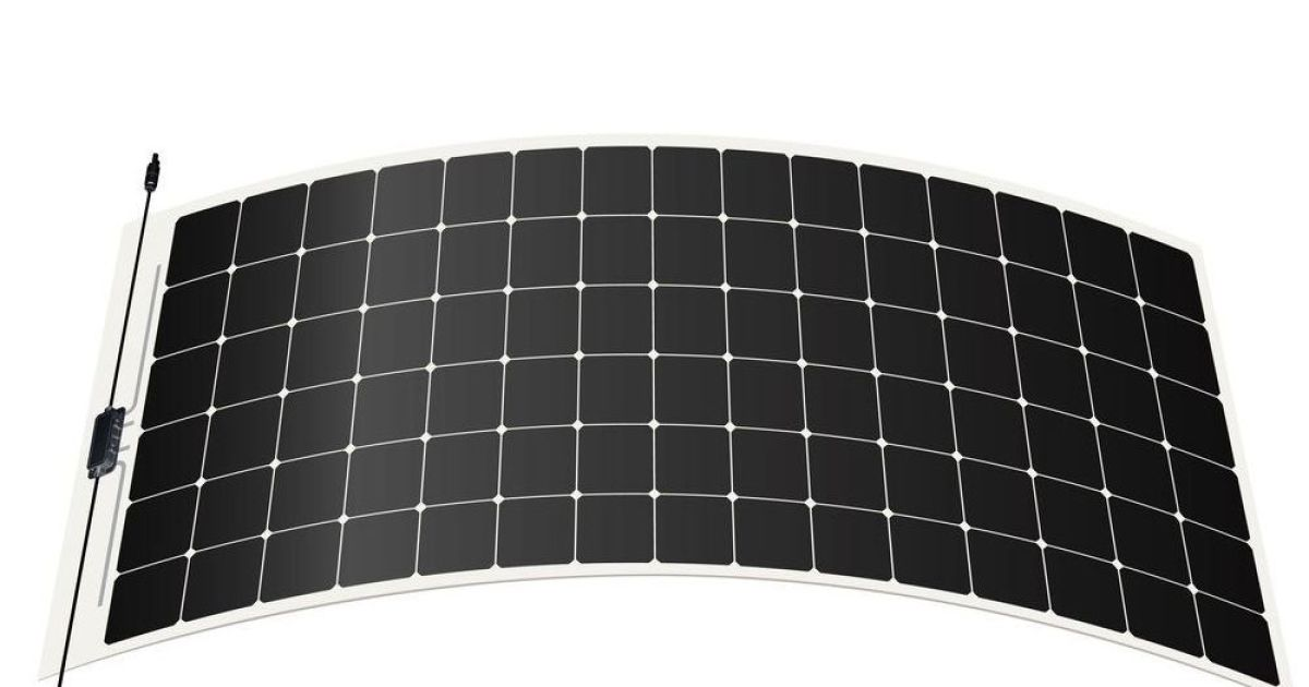 Revolutionary 'Peel And Stick' Solar Panel Generates 50% More Power