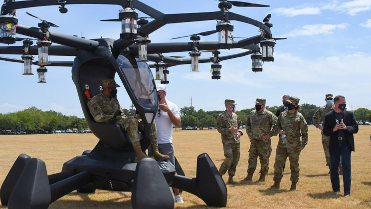 The US Military Plans to Use UAVs for Medical Evacuation Transportation