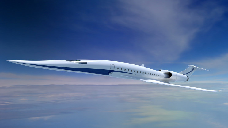 Japan Takes Lead in Building a New Generation of Supersonic Jets