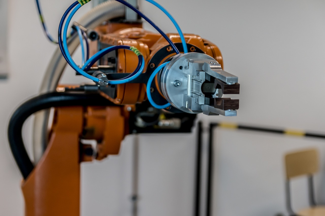 Are You a Small Business Owner? Then You Can Have a Robot Too!