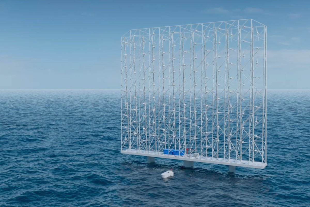 1,000-Ft Tall Floating 'Windcatcher' Can Power 80,000 Homes