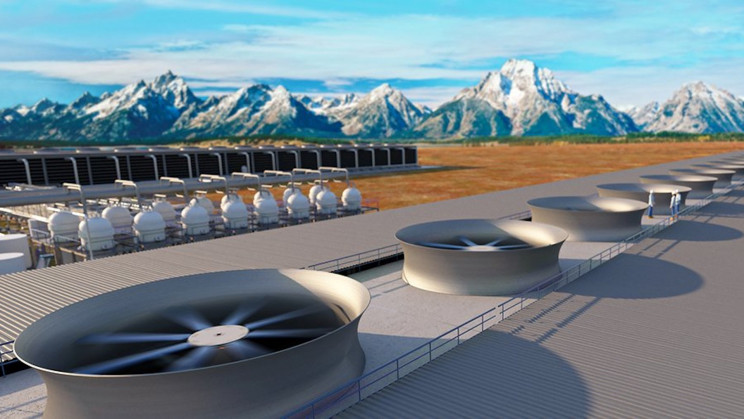 Scotland Is Building Large-Scale CO2 Removal Facility That Can Capture A Million Tonnes A Year