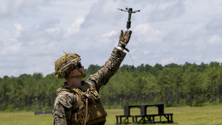 These Tiny Drones Can Be Launched On Lethal Suicide Missions