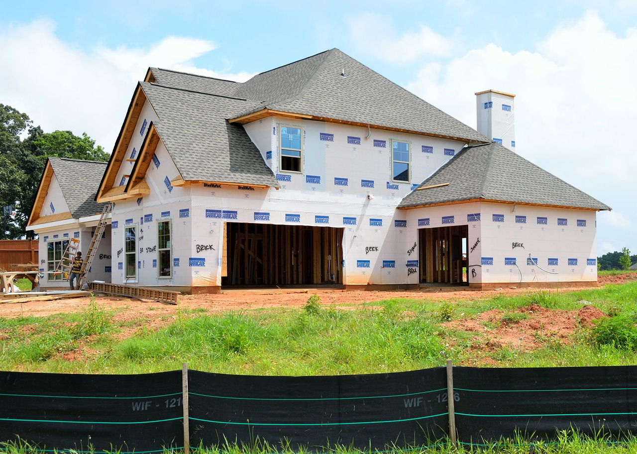 How The Construction Industry Has Changed Over Time: Building Homes