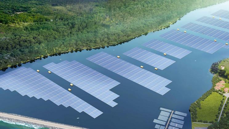 Singapore to Build World's Biggest Floating Solar Panel Farm