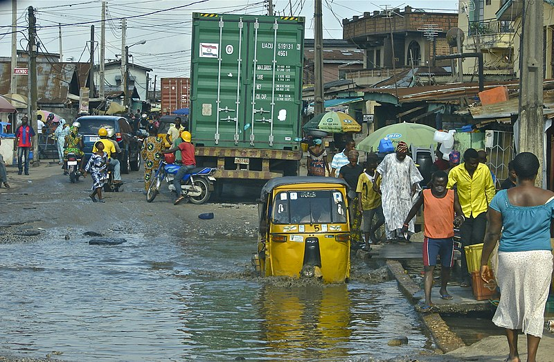 Lagos Could Disappear By 2100